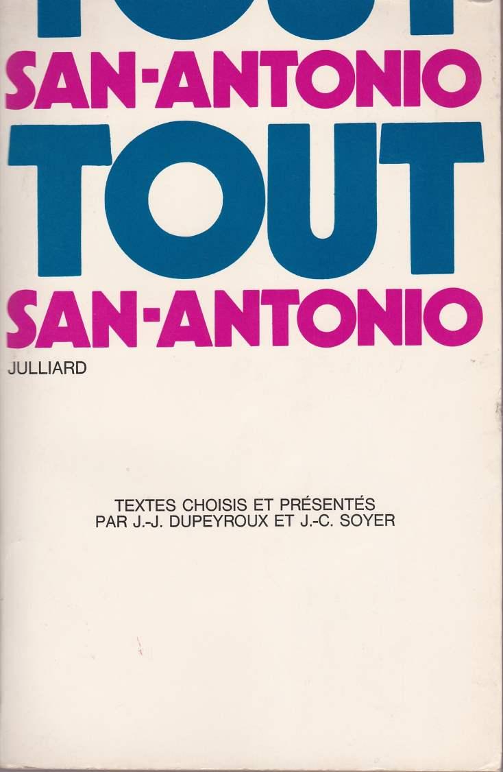Tout San-Antonio