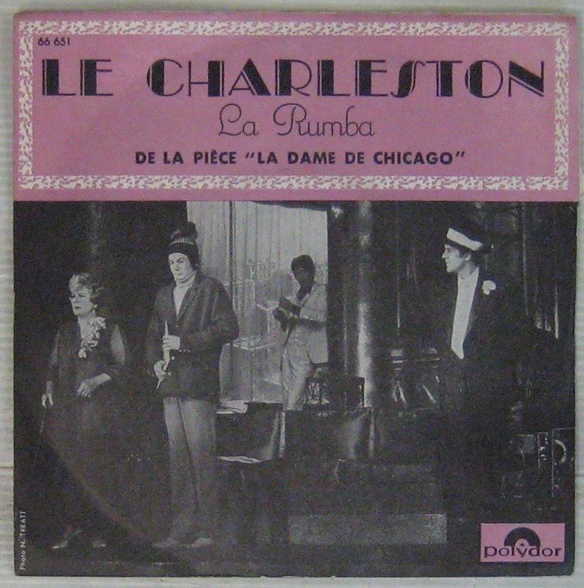 45 tours musique la dame de chicago