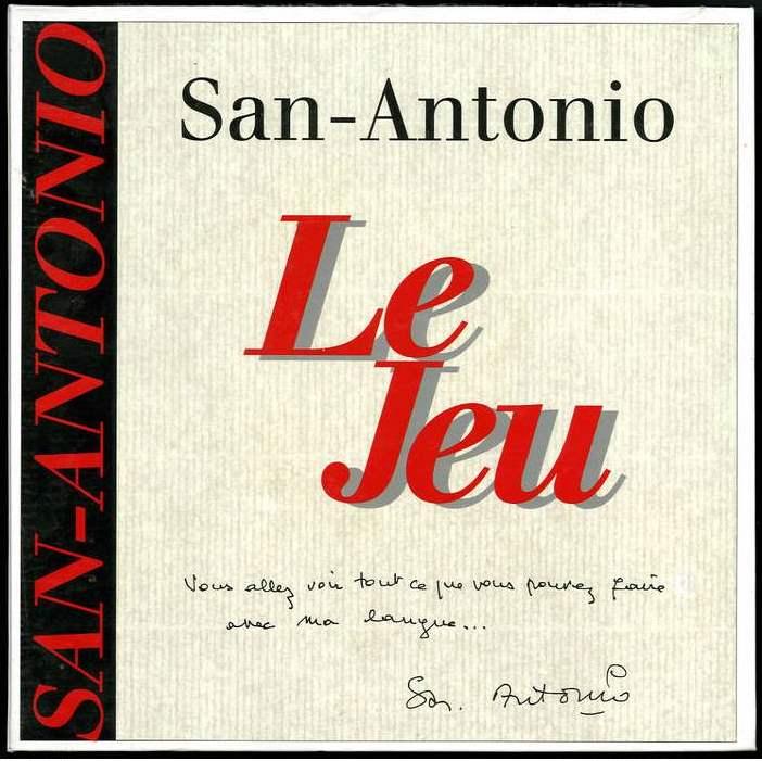 le jeu San-Antonio