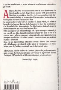 Alphonse Allais ou l'humour français back
