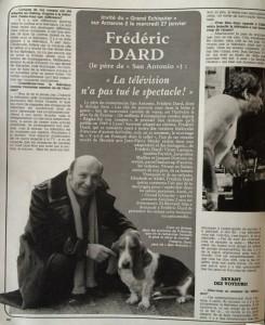 Ciné-Revue 21 janvier 1982 interview 1
