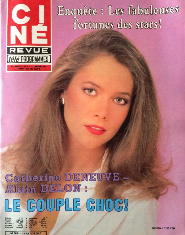 Ciné-Revue 21 janvier 1982