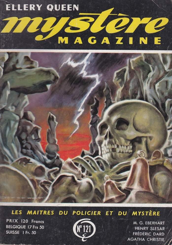 Mystère Magazine n°121