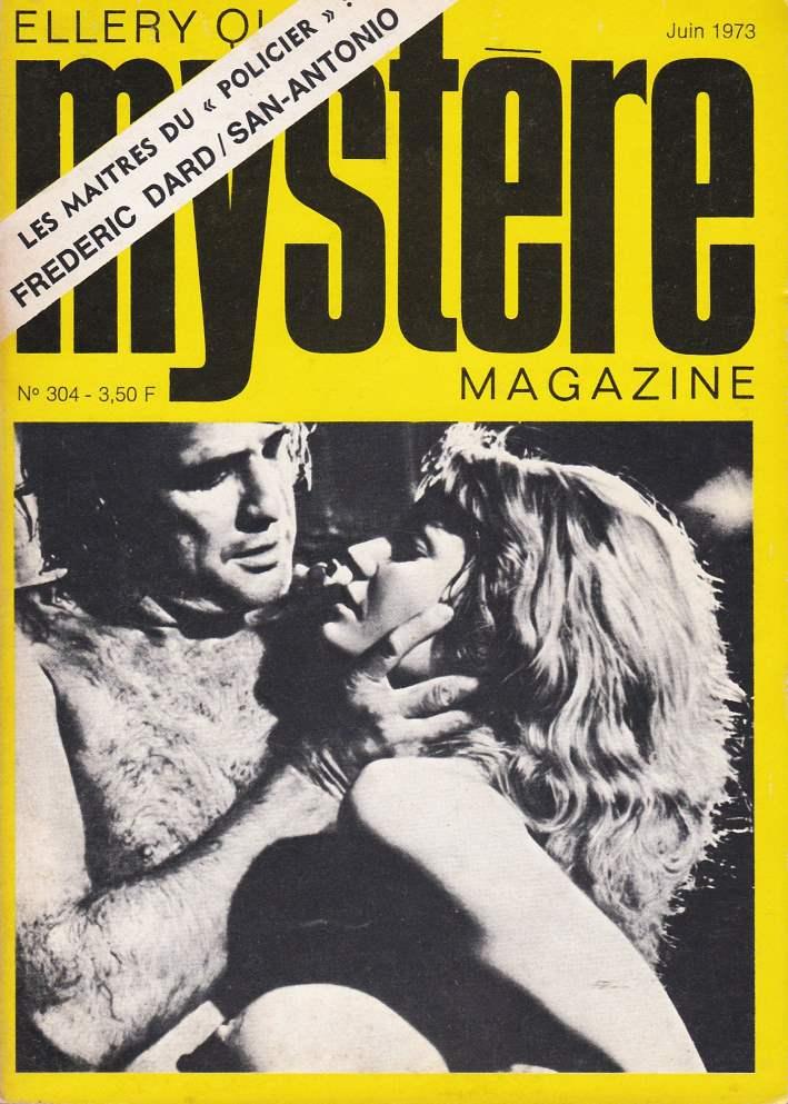 Mystère Magazine n°304