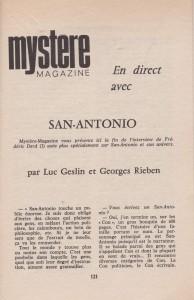 Mystère Magazine n°308 intérieur
