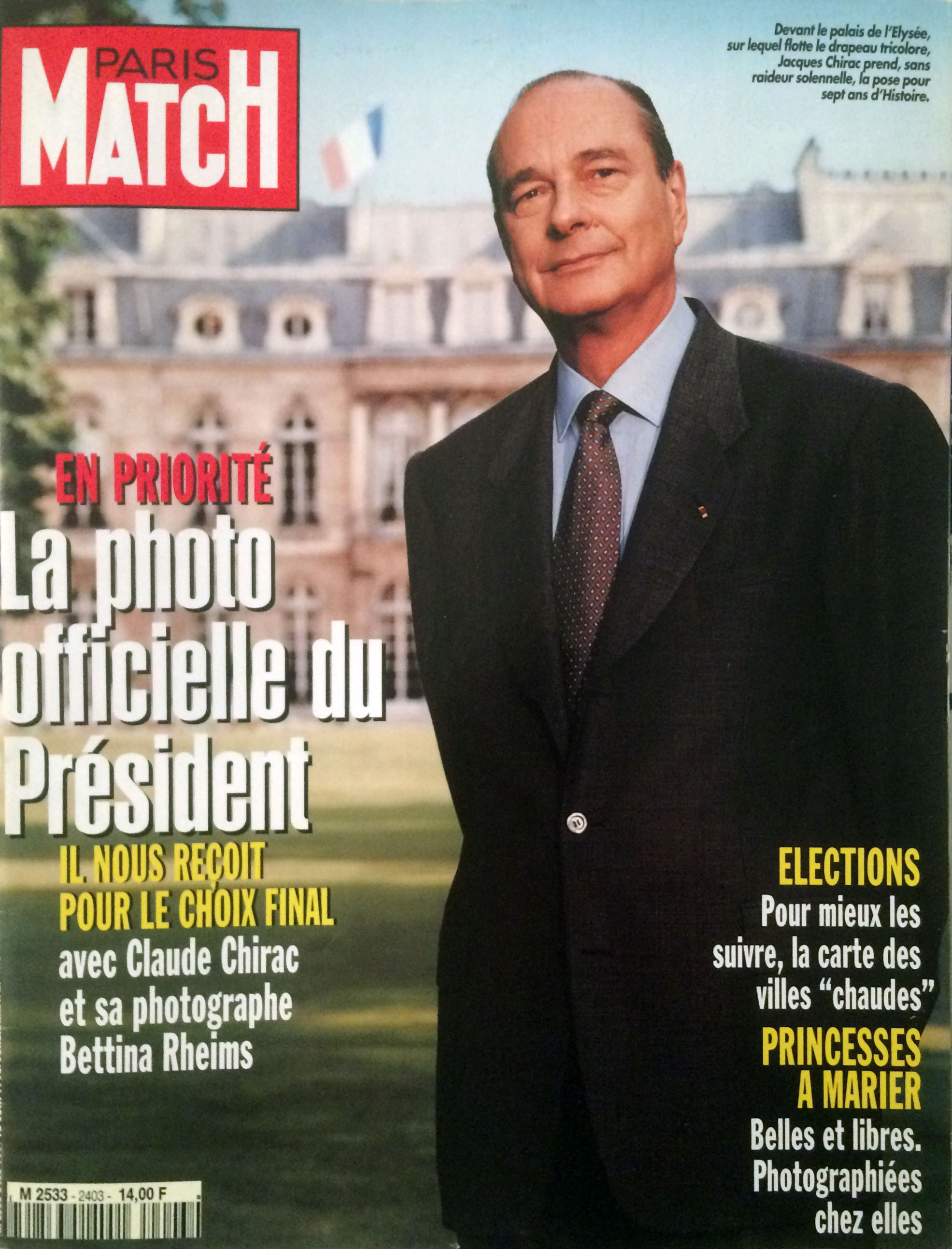 Paris-Match 2403