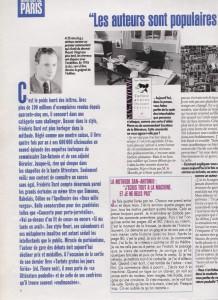 Paris-Match n°2403 texte