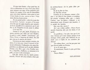 Pierre Perret Les Pensées préface 2