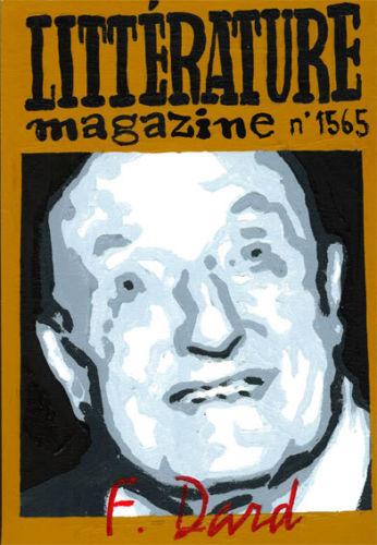 littérature magazine n 1565