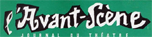 Logo L'avant-scène théâtre