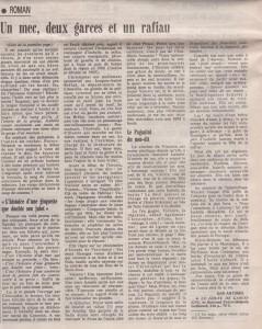 Le Monde n°13728 Texte San-Antonio suite