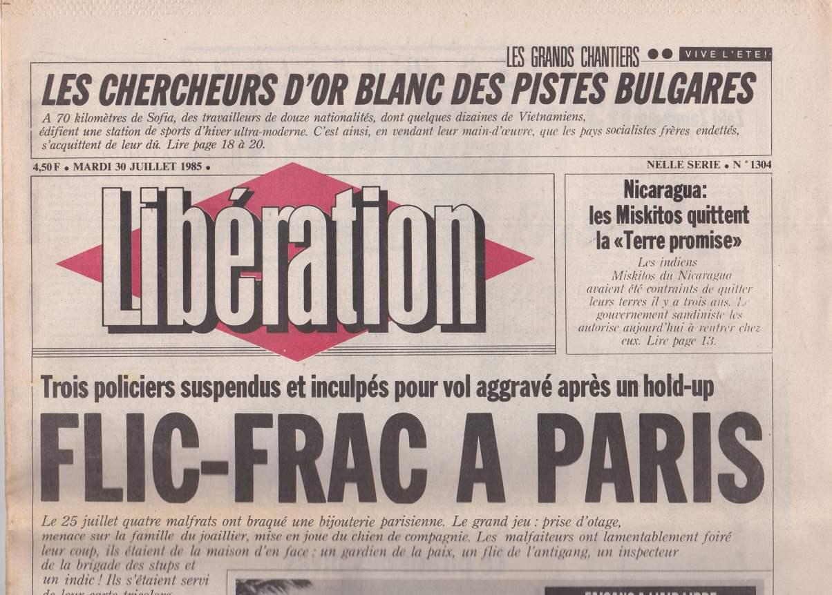 Libération n°1304