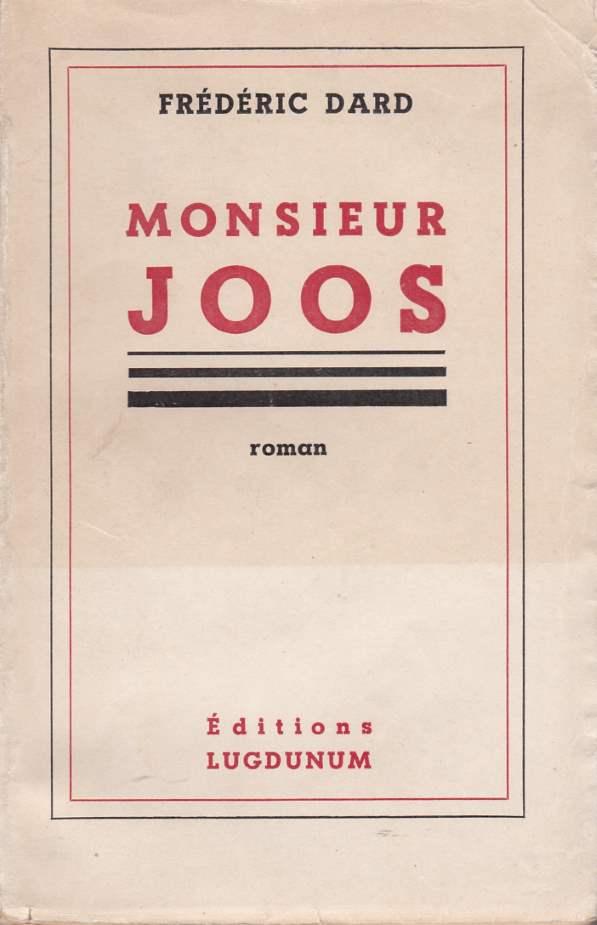 Monsieur Joos