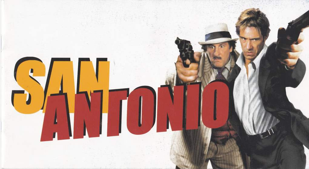 Synopsis San-Antonio