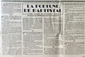 n°21 15 mai 43 la fortune de Bapstistal quarto
