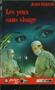 Les yeux sans visage Collection 50