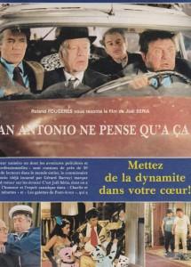Ciné revue télé programmes n°18 article