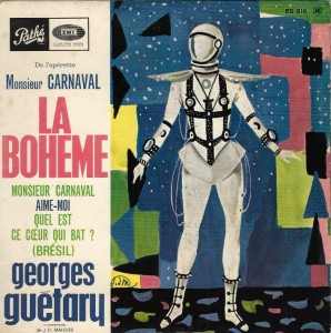 Disque Monsieur Carnaval