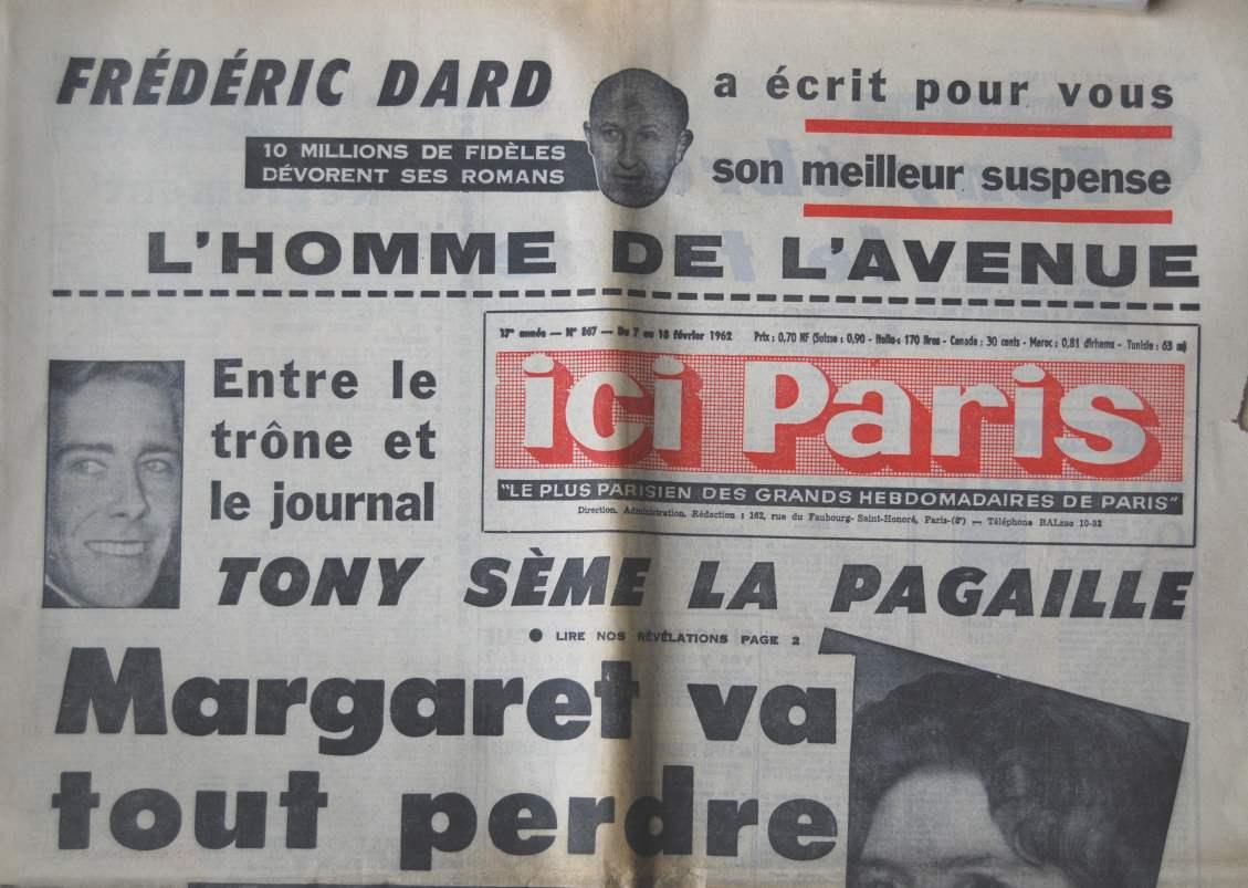 Ici Paris n°867
