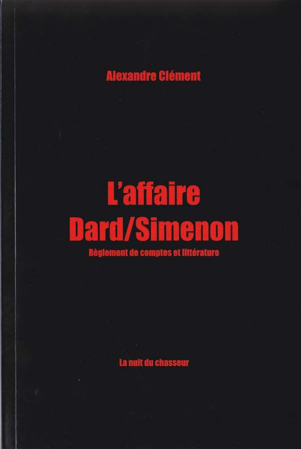 L'affaire DardSimenon