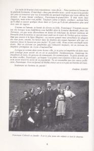 Préface F. Dard suite Entretien avec Francisque Collomb