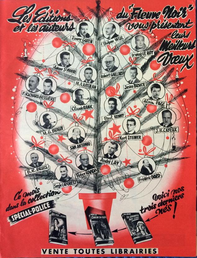 Pub Radar fin décembre 1957