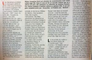 Télé 7 jours n°1693 texte page 1