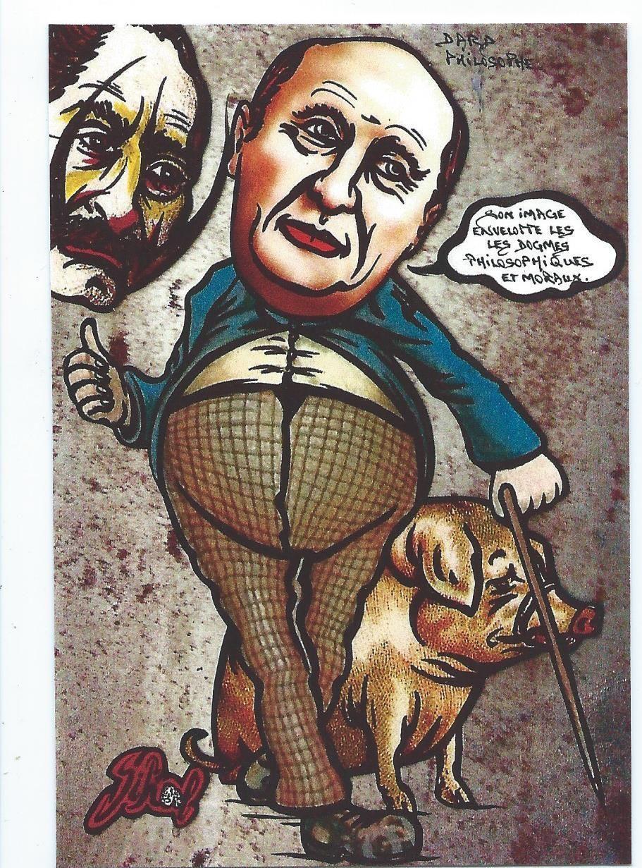 kaiser pig: les dogmes philosophiques et moraux