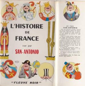 L' Histoire de France jaquette Partie 1