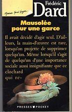 Mausolée pour une garce 1988 pocket