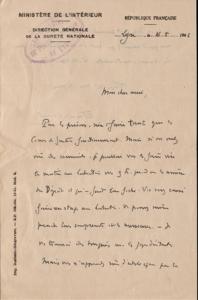 lettre 16 mai 1946