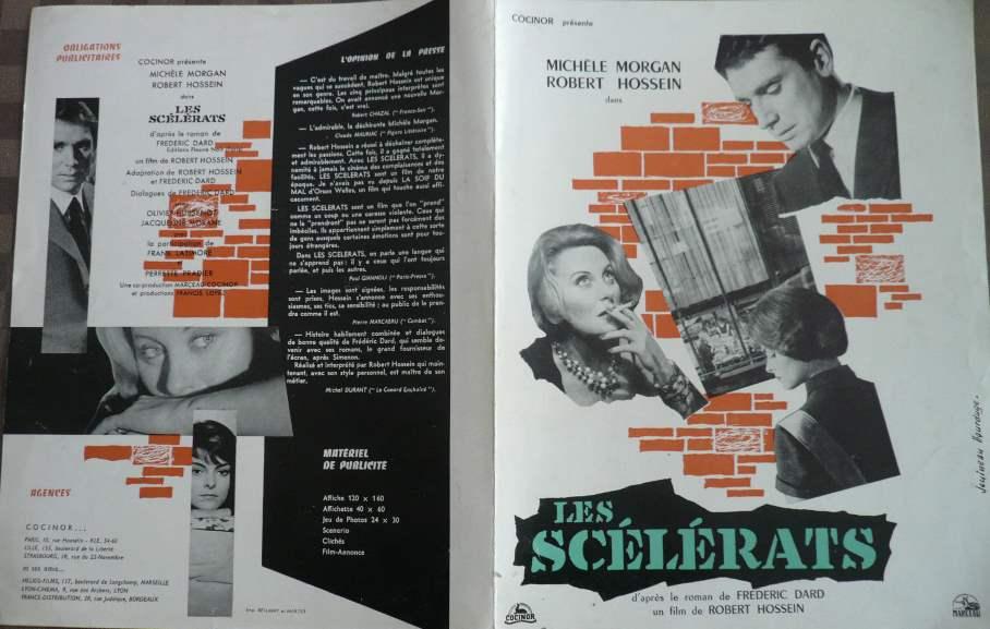 synopsis les scélérats