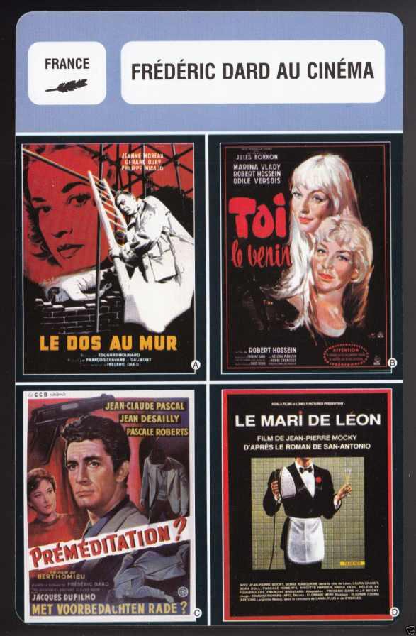 Carte Monsieur Cinéma 2