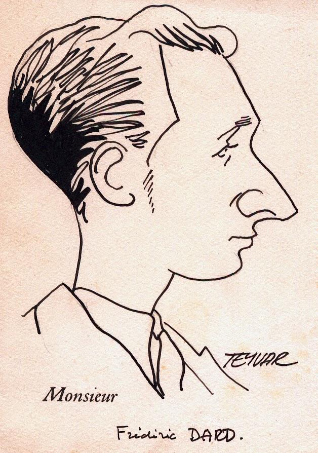 Dard par Teyvar. 1948
