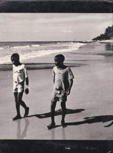 Enfants d'Afrique Noire back
