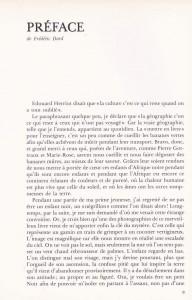 Enfants d'Afrique Noire préface 2