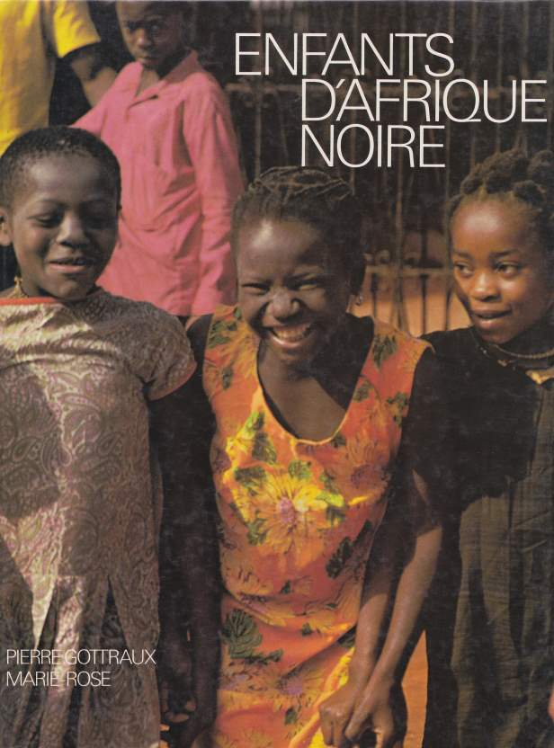 Enfants d'Afrique Noire