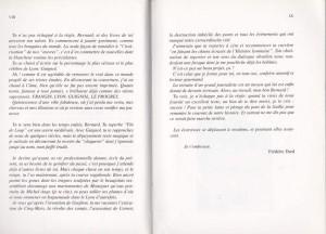 Guignol le roman d'un saltimbanque préface 2