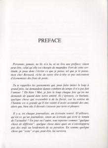 Guignol le roman d'un saltimbanque préface