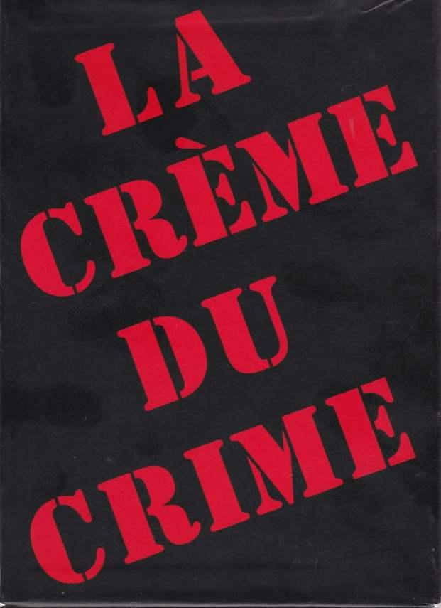 La crème du crime Coffret