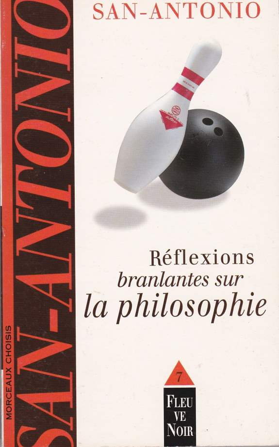 Réflexions branlantes sur la philosophie