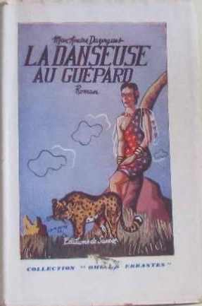la danseuse au guépard