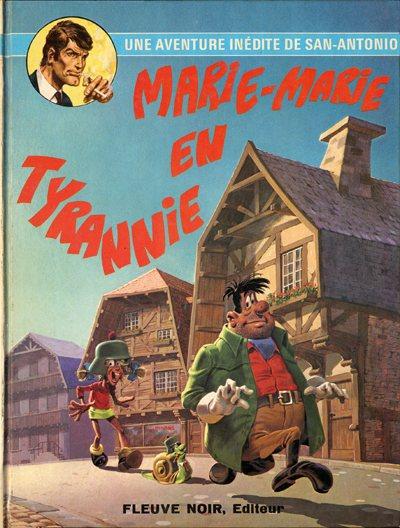 Marie-Marie en Tyrannie
