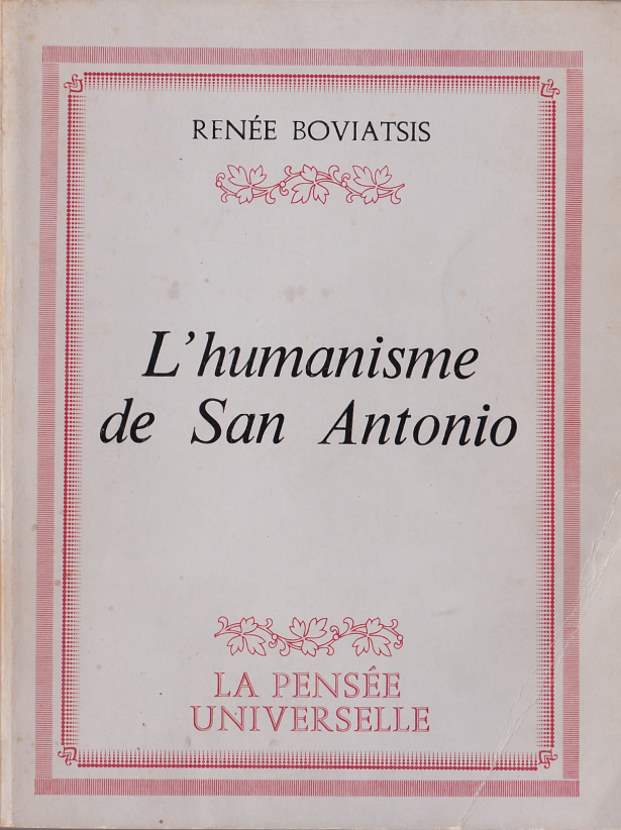 L'humanisme de San-Antonio