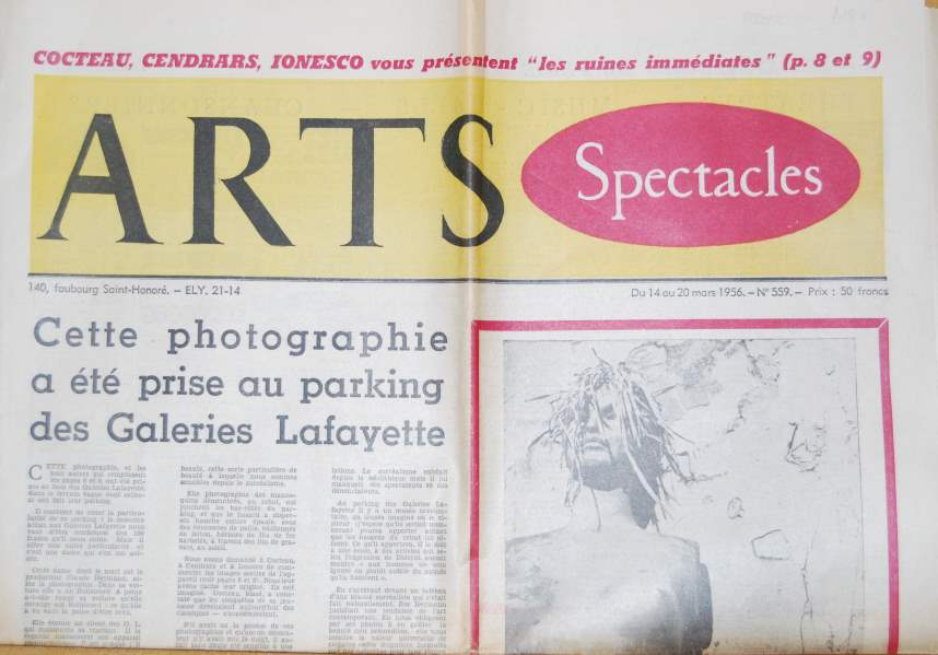 Arts Spectacles n° 559