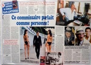 France Dimanche 11 au 17 janvier 2008