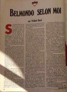 Jours de France n° 1656 article