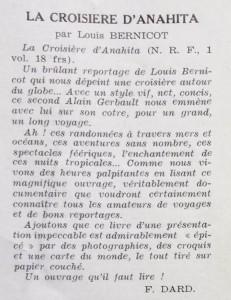 Le Mois à Lyon août 1939 Texte Dard Les Lettres
