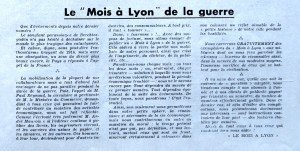 Le Mois à Lyon décembre 1939-edito 2