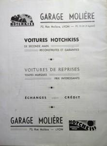 Le Mois à Lyon juillet 1939 back